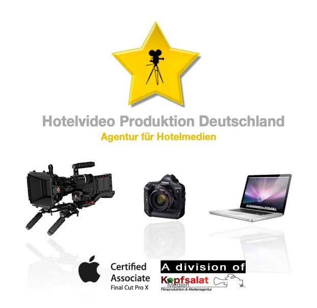 Hotelvideo Produktion Deutschland